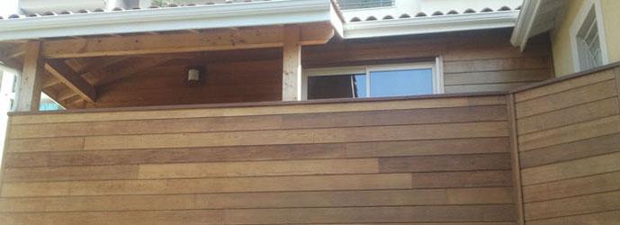 Rénovation bois exotique